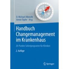Albrecht, Handbuch Changemanagement im Krankenhaus