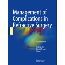 Alio, Management of Complications in Refractive Surgery