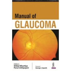 Bhartiya, Manual of Glaucoma