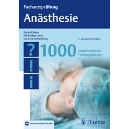 Braun Facharztprüfung Anästhesie