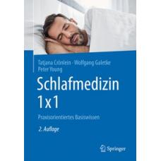 Crönlein, Schlafmedizin 1x1