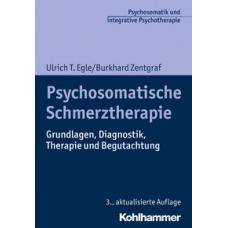 Egle, Psychosomatische Schmerztherapie