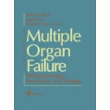 Baue, Multiple Organ Failure