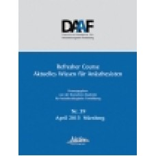 DAAF Refresher Course, Nr. 39  -2013
