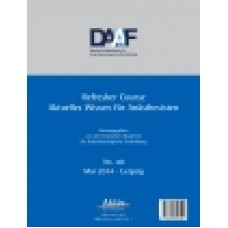 DAAF Refresher Course, Nr. 40 -2014