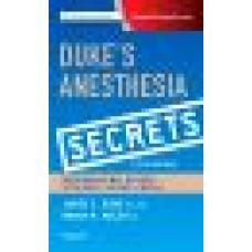 Duke, Anesthesia Secrets
