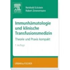 Eckstein, Immunhämatologie und klinische Transfusionsmedizin
