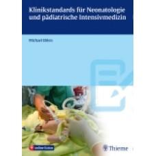 Ehlen, Klinikstandards für Neonatologie und pädiatrische Intensivmedizin
