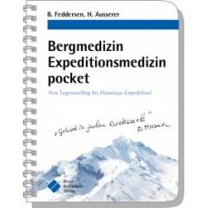 Feddersen, Bergmedizin Expeditionsmedizin pocket
