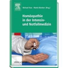 Frass, Homöopathie in der Intensiv- und Notfallmedizin