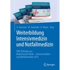 Janssens, Weiterbildung Intensivmedizin und Notfallmedizin