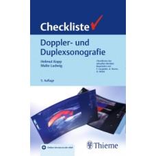 Kopp, Checkliste Doppler- und Duplexsonographie