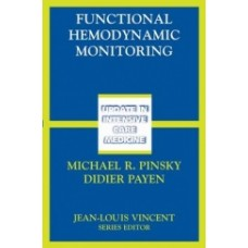 Pinsky, Functional Hemodynamic Monitoring