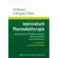 Bäumel, Intensivbuch Pharmakologie