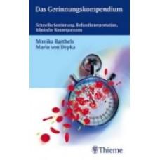 Barthels, Das Gerinnungskompendium