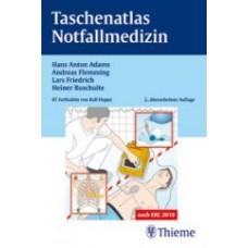 Adams, Taschenatlas Notfallmedizin