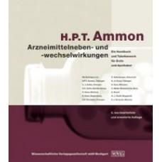 Ammon, Arzneimittelneben- und wechselwirkungen