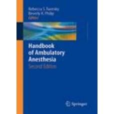 Twersky, Handbook of Ambulatory Anesthesia