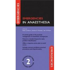 Allman, Emergencies in Anaesthesia